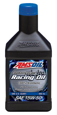 Amsoil Dominator Racing Oil 15W-50