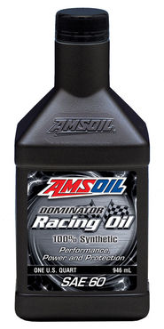 Amsoil Dominator Racing Oil SAE 60