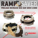 BMW Limited slip differential ramp saver shim