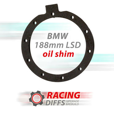 BMW Limited slip differential oil shim